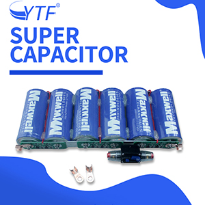 Supercapacitor features