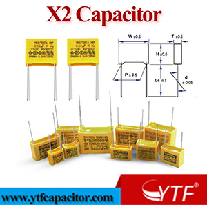 How safety capacitors work?