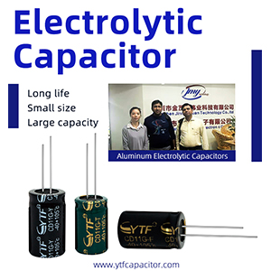 I And My A Customer's $30,000 Transaction Story(2)--YTF Electrolytic Capacitor
