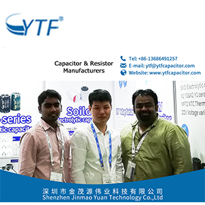 Do Foreign Trade and Send Sample Techniques and Precautions--YTF Capacitor