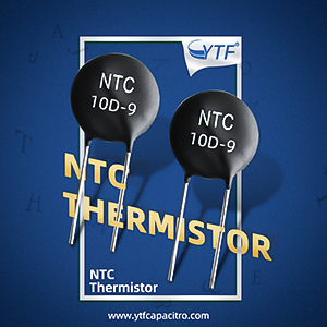 NTC 1.3D to 120D Suppressing Inrush Current