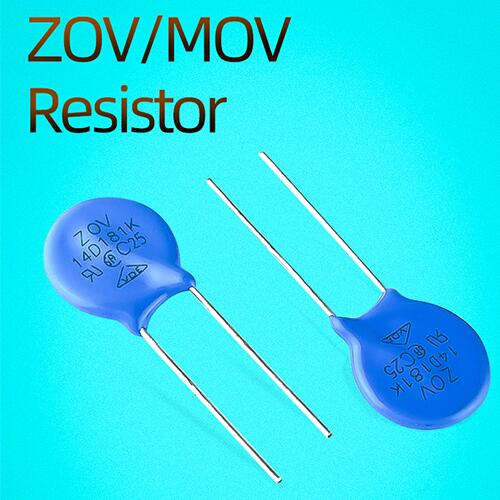 Factory price 10D511K ZOV Varistor manufacture