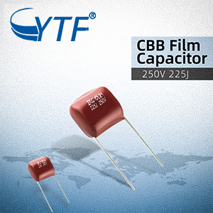 CBB Film Capacitor Main Features