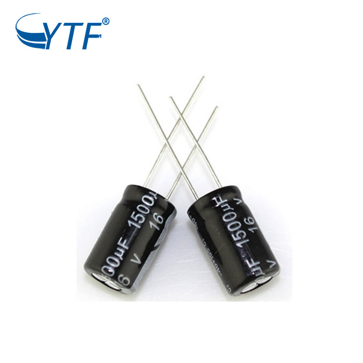 Factory price electrolytic capacitor