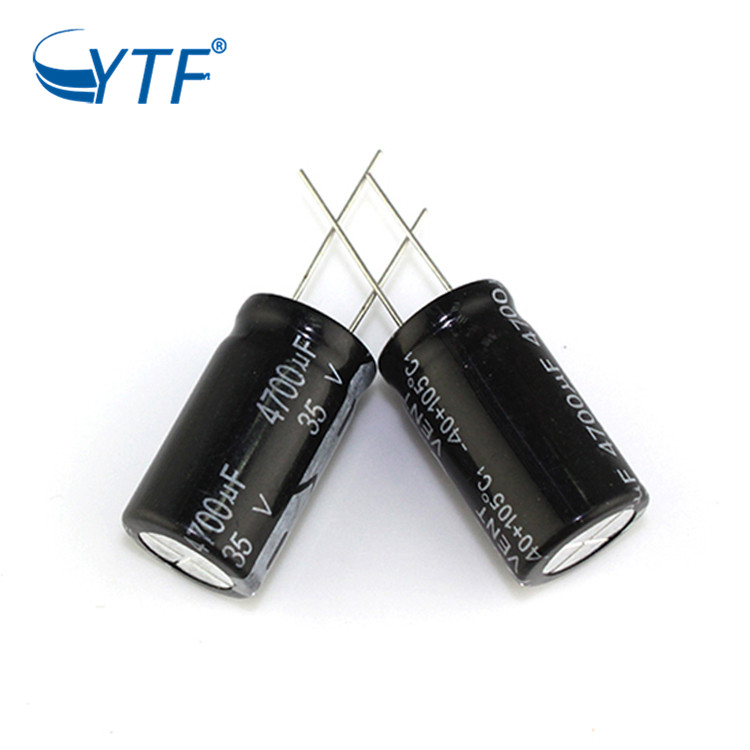 4700UF capacitor for LED light