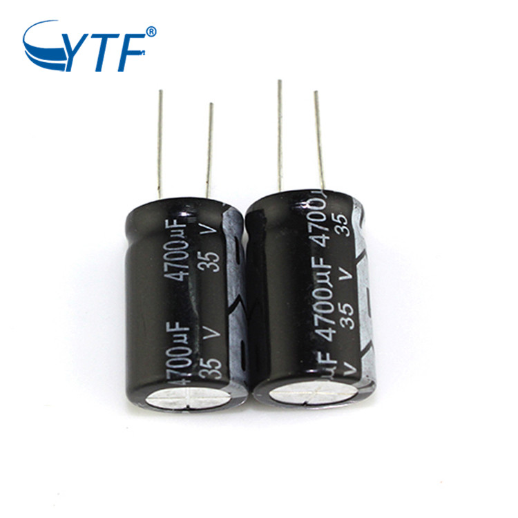 35V 4700UF electrolytic capacitor