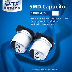 Environmental reasons directly affect the life of the SMD capacitor