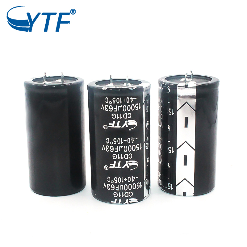 Audio Snap-in Aluminium Electrolytic Epcos 15000uf 63v Capacitor