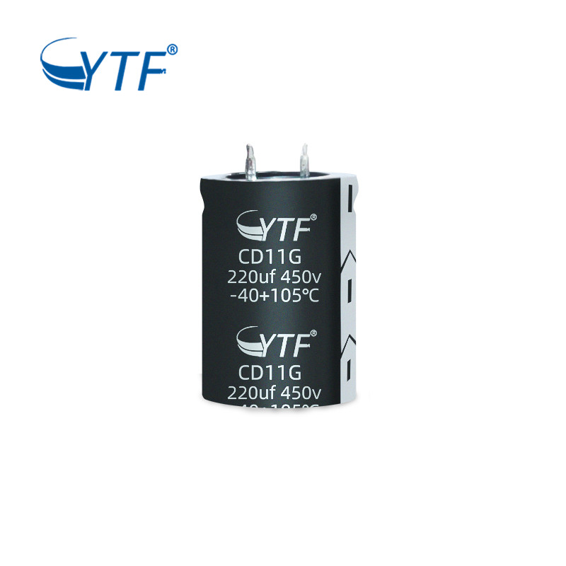 Super Snap-in 220uf 450v Electrolytic Capacitor Axial Electronic Components