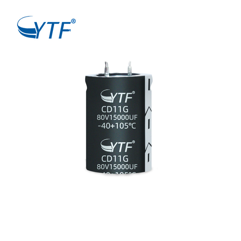 Price List Of Aluminum Electrolytic Capacitor Snap-in 80V15000UF Refrigerator Spare Parts