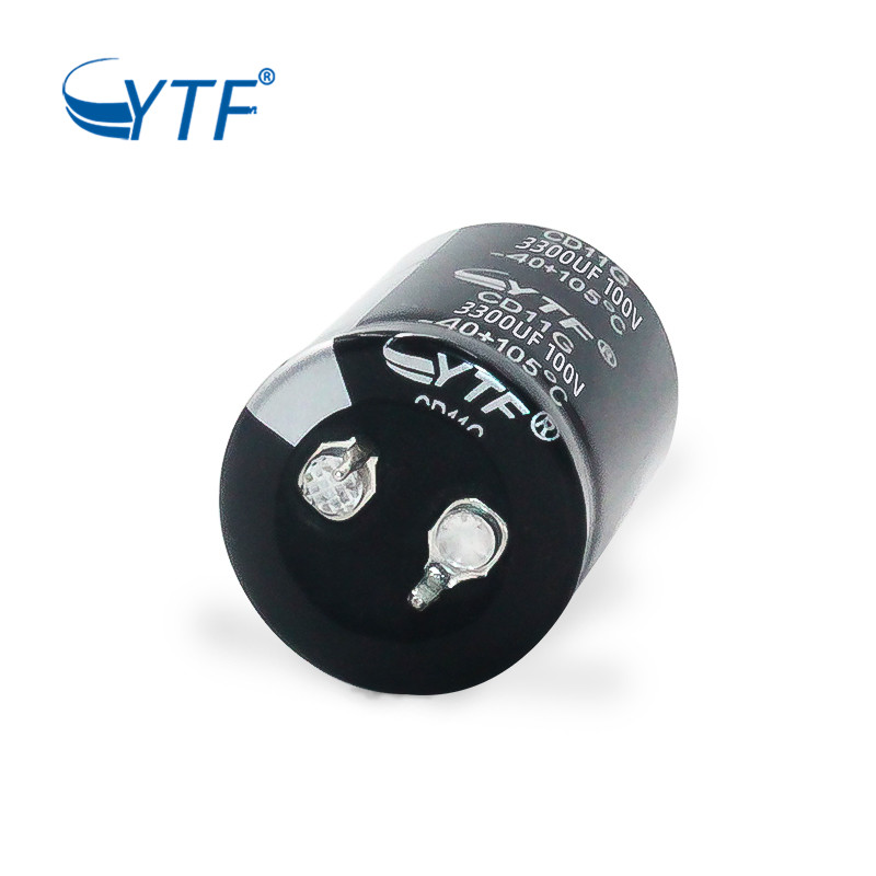3300uf 100v Electrolytic Snap-in