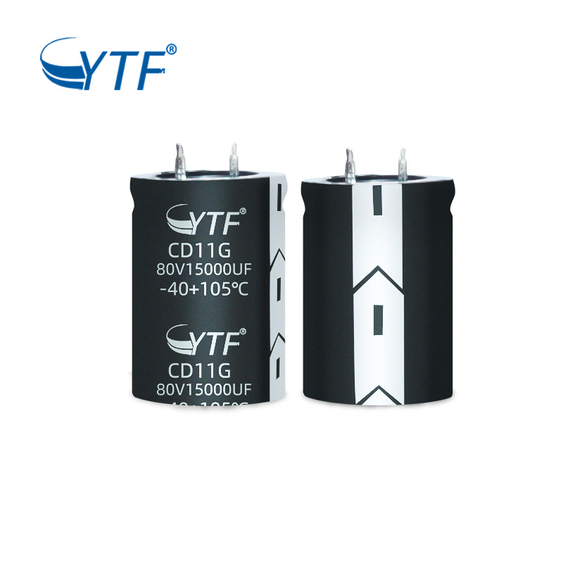 80V15000UF Aluminium Capacitor Snap-in