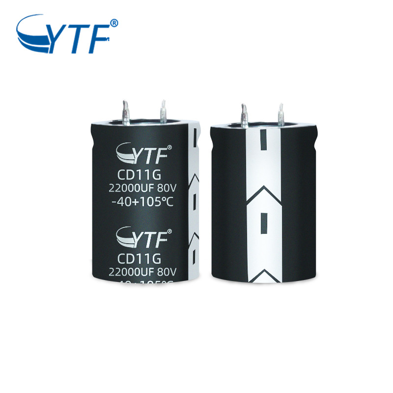 High Power Capacity Snap-in Condensateur 22000uf 80v Capacitor In Stock