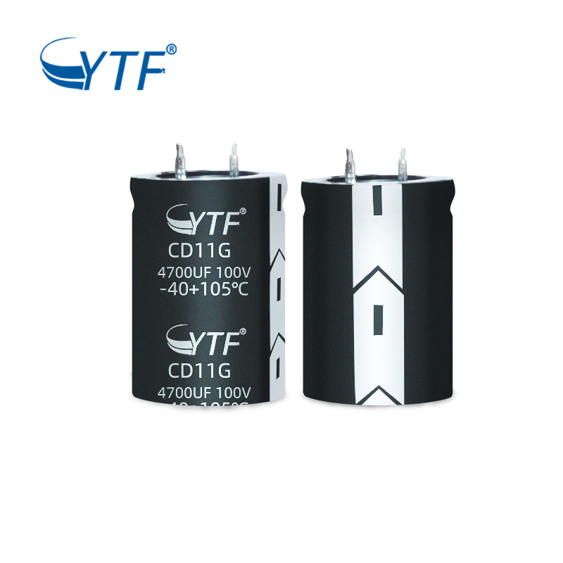 New Products Snap-in Aluminum Electrolytic Capacitor 4700uf 100v