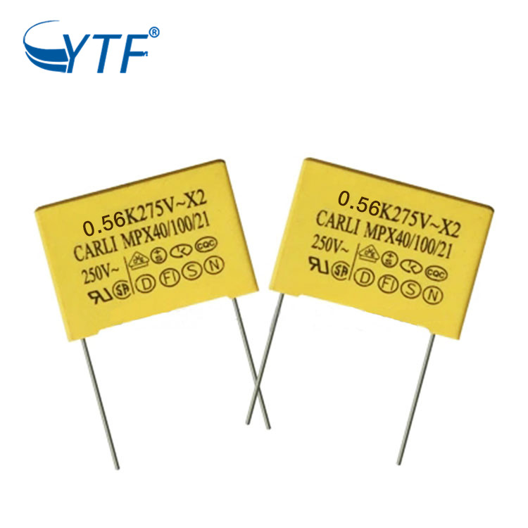 Best Selling China National Standard Mkp Capacitor  275v x2 0.56uf