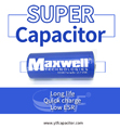 Notes for super capacitor applications