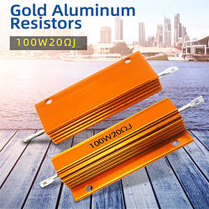 What Are The Characteristics Of Aluminum Housing Resistors?
