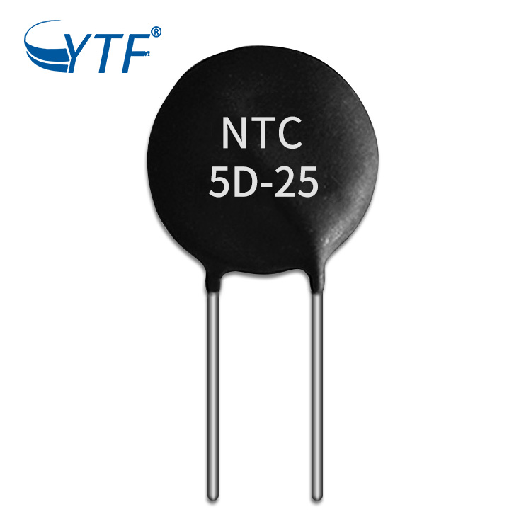 China Supplier Of Optional MF72 5d-25 NTC Power Thermistor 10k In Stock