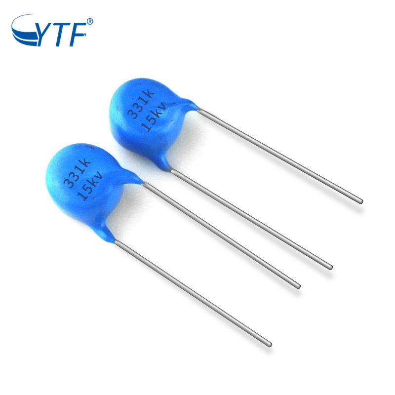 High Quality Machine Grade Ceramic Capacitor 331pf 15kv