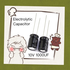 Basic knowledge of electrolytic capacitor
